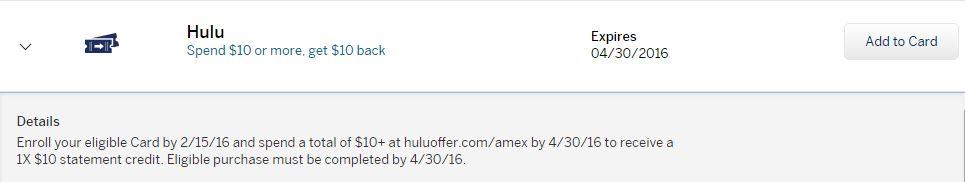 amex-offer-hulu