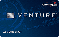 Venture capital one credit cards