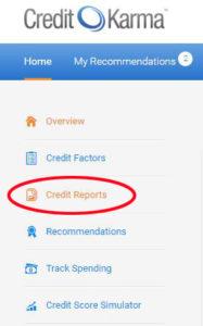 verificação de pontuação de crédito perseguição