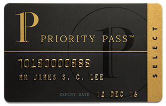 Priority Pass Card Image