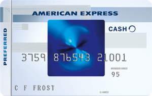 amex blue cash preferred card cashback at restaurants