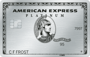 new metal platinum card