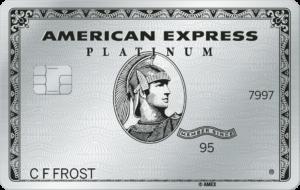 new metal platinum card