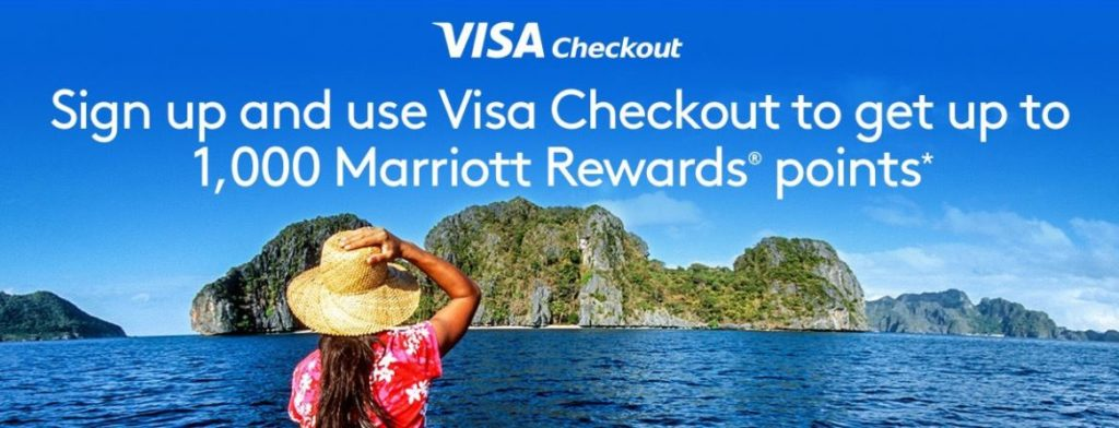 free 1000 marriott rewards points and 10 at starbucks with visa