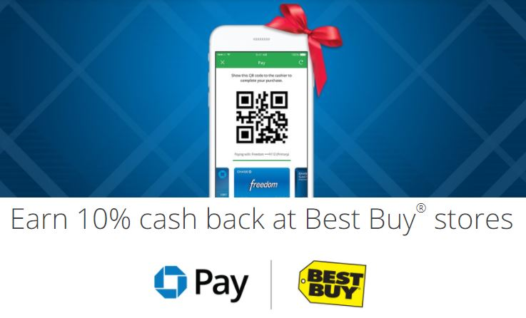 Earn 10x Chase UR at Best Buy When You Use Chase Pay