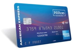 American Express Hilton Ascend credit card image