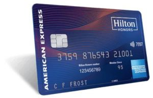 American Express Hilton Aspire credit card image