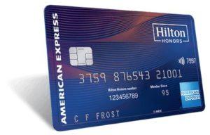 American Express Hilton Aspire credit card image