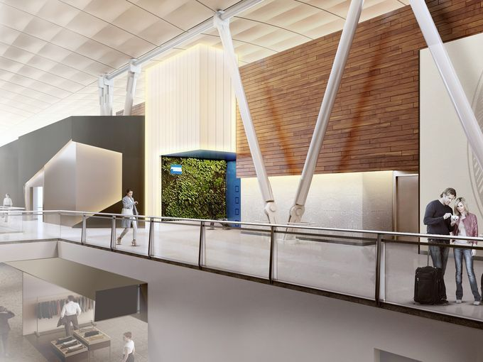 American Express Centurion Lounge at JFK