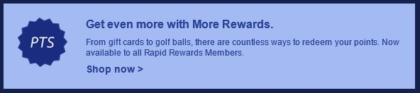 Rapid Rewards Email Banner