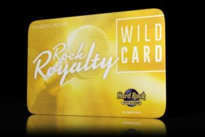 Rock Royalty Card