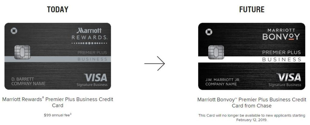 New Lineup Of Marriott Bonvoy Branded Credit Cards