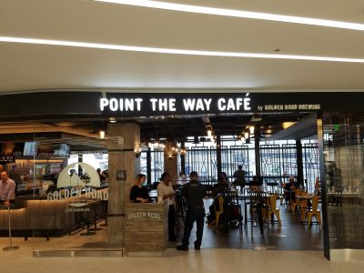 LAX Point the Way Cafe