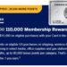 Amex Business Platinum 110k MR Bonus Offer