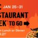 NYC Restaurant Week Banner
